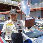 Patricio Naranjo se quedó con el título del Total TP Race 2016