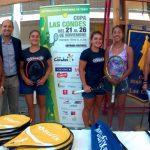 Las mejores tenistas de Chile se darán cita en la Copa Las Condes 2016