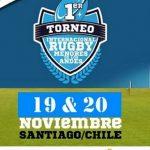 San Carlos de Apoquindo recibe el Primer Torneo Internacional de Rugby Menores de Los Andes