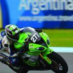 Martín Scheib finalizó en el quinto lugar de la temporada 2016 del Superbike Argentino