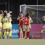 """Las """"Diablitas"""" cayeron ante Australia en el Mundial Junior Femenino de Hockey Césped"""