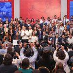"""En la Moneda se realizó la ceremonia de entrega de los """"Premios del Deporte 2016"""""""