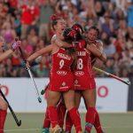 """Las """"Diablitas"""" ocuparon el lugar 11 en el Mundial Junior Femenino de Hockey Césped"""