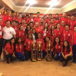Chile obtuvo los títulos sudamericanos masculinos Sub 15 y Sub 17 de Levantamiento de Pesas