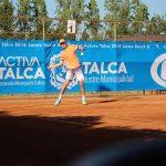 Nicolás Jarry avanza a semifinales del Challenger de Morelos