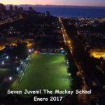Seven Juvenil Mackay 2017 se realizará el 6 y 7 de enero
