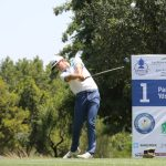 Geyger, Espinoza y Niemann destacan en la primera jornada de torneos internacionales de golf