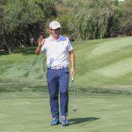 Felipe Aguilar bajó al lugar 48 del Qatar Masters tras tercera jornada