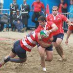 Selecciones chilenas de rugby playa participarán en torneo internacional en Brasil