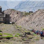 Marlene Flores ganó la segunda versión del Andes Trail Train