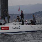 Olimpo lidera el Circuito 3 Bahías Santander tras segunda jornada