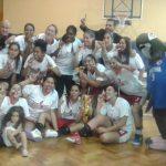 Sportiva Italiana se quedó con el título de la Liga Nacional Femenina de Básquetbol