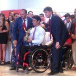 Jorge Carinao y Bárbara Riveros ganaron el premio Mejor de los Mejores 2016