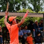 Nicolás Jarry avanzó a la ronda final de la qualy de Roland Garros