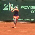 Alexa Guarachi cayó en octavos de final del ITF 15K de Glasgow