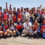 Con Chile campeón se clausuraron los Juegos Bolivarianos de Playa Iquique 2016