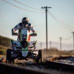 Ignacio Casale: Mi objetivo es terminar el Dakar 2017 entre los tres primeros