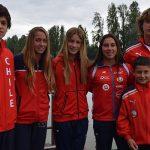 Team Chile se prepara para el Mundial Junior de Esquí Náutico 2017