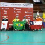 Chile logró dos medallas de bronce en el Panamericano de Para-badminton