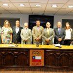 Neven Ilic fue reelegido como presidente del Comité Olímpico de Chile