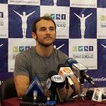 Tomás González sigue firme con su candidatura a presidente de la gimnasia chilena