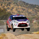Jorge Martínez fue el más rápido en las clasificaciones del Rally Mobil Motorshow