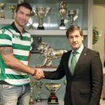 Marco Oneto es el nuevo refuerzo de Sporting de Portugal