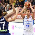 Ziomara Morrison fue la figura del Wisla Can-Pack en derrota por la Euroliga