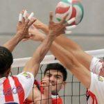 Se definieron los semifinalistas de la Liga Nacional Masculina de Volleyball