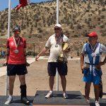 Marcelo Yarad, Claudio Vergara y Eduardo Allodi se coronaron campeones nacionales de tiro al vuelo