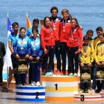 Triatlón entregó el último oro chileno en los Juegos Bolivarianos de Playa 2016