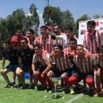 Universidad de Viña del Mar es el campeón nacional de fútbol 7 paralímpico