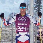 Yonathan Fernández es el primer clasificado nacional a los Juegos Olímpicos de Invierno 2018