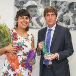 Bárbara Hernández alista sus próximos desafíos en la natación en aguas gélidas