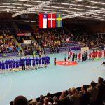 La Roja de Handball cayó ante Suecia en su último partido amistoso antes del Mundial