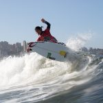 Guillermo Satt y Lorena Fica ganaron la primera fecha del ALAS Latin Tour de surf