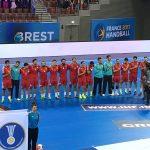 Chile derrota a Bahrein y jugará por el puesto 21 del Mundial de Handball
