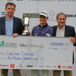 Christian Espinoza ganó el Abierto de Rocas de Santo Domingo 2017