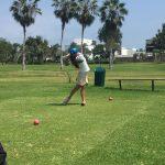 Golfistas nacionales tuvieron un buen comienzo en el Torneo de Menores Copa Alianza del Pacífico