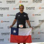 Cristian Sieveking representa a Chile en el World Marathon Challenge