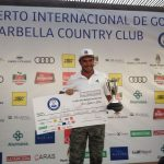 Hugo León se tituló campeón del Abierto de Marbella 2017