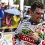 Ignacio Casale logra el segundo lugar en quads del Dakar 2017