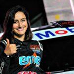 Javiera Román será la navegante de Diego Pérez en la categoría R2 del Rally Mobil 2017