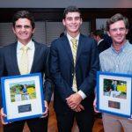 Federación Chilena de Golf homenajeó a los mejores nacionales del Latin America Amateur Championship