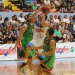 Conferencia Sur disputara el quinto partido de playoffs de la Liga Nacional de Básquetbol
