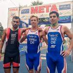 Vicente Trewhela ganó el Triatlón Internacional de Viña del Mar 2017