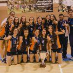 Providencia y Manquehue se titularon campeones de la Copa Providencia de Volleyball 2017