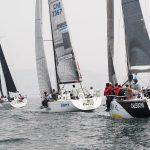 El viento fue el gran ausente en la primera jornada de la Semana de la Vela Santander