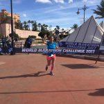 Silvana Camelio gana la etapa africana del World Marathon Challenge 2017