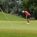 Joaquín Niemann y Carlos Bustos finalizaron entre los cinco mejores del Sudamericano Amateur de Golf